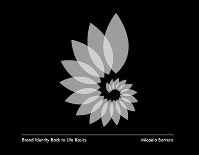Back To Life's Basics | Brand Identity