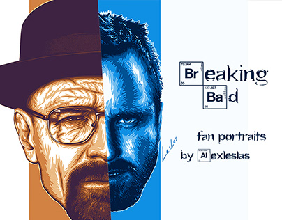 Breaking Bad | Portraits