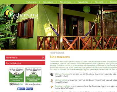 Pachamama Jungle River Lodge
