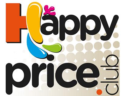 Logotipo Happy price