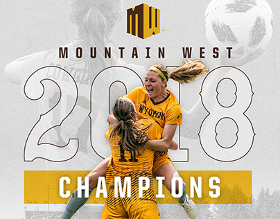 2018 Wyoming Soccer Graphics