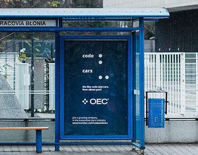 OEC Employer Branding Campaign