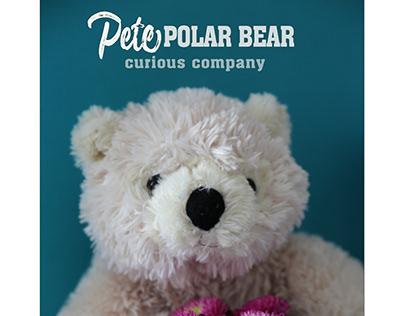 Pete Polar Bear Photo Project
