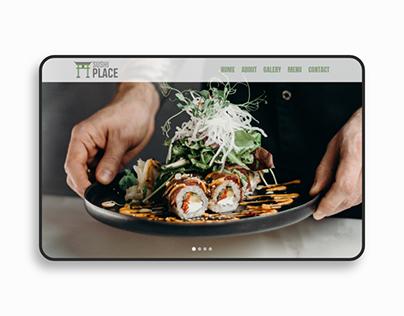 Sushi Web UI