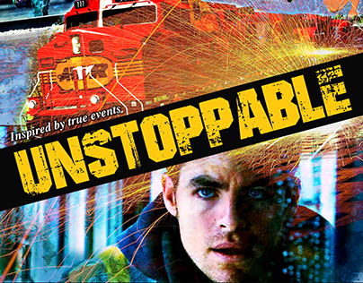 Fan Movie Poster - Unstoppable