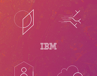 IBM Cognitive Business / Iconography