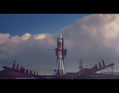 """Barni """"Space roket"""""""
