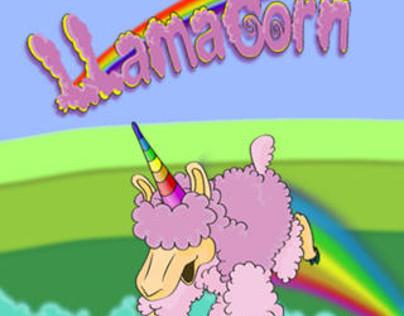 Llamacorn - The Game