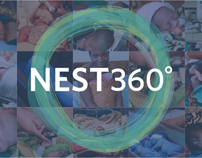 NEST 360 : 100&Change Finalist PPT Presentation