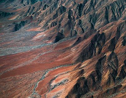 Aerial Namibia