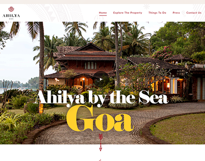 Ahilya by the Sea