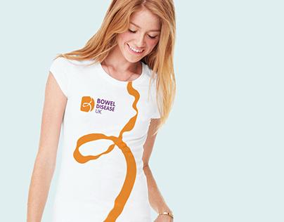 Bowel Disease UK rebrand