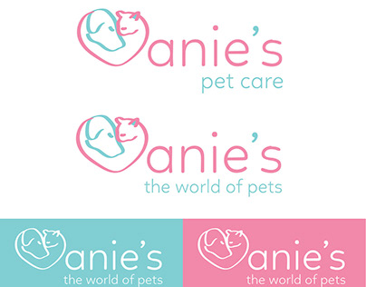 Logo Vanie Pets