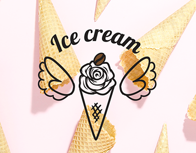 Logo ice cream