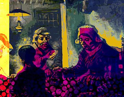 Van Gogh Reproduction