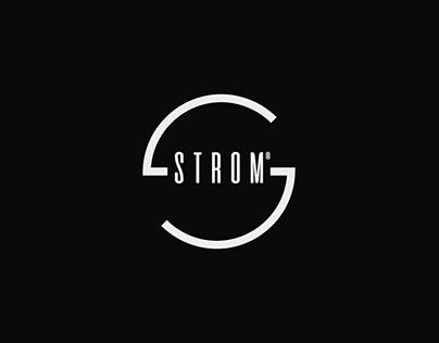 Strom Branding