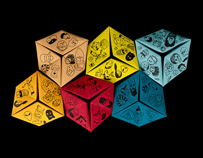 FACEAGON - Board Game