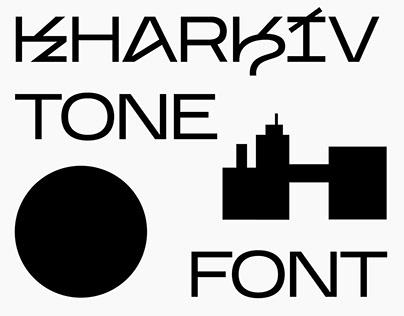 Kharkiv Tone | Font
