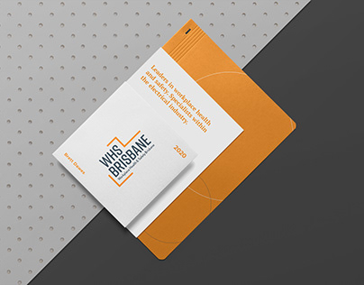 Workplace Health Safety Brisbane- Brand Identity