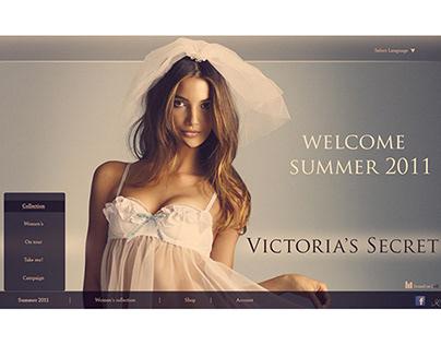 Victoria's Secret Summer 2011