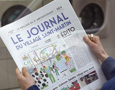 JOURNAL DU VILLAGE SAINT-MARTIN