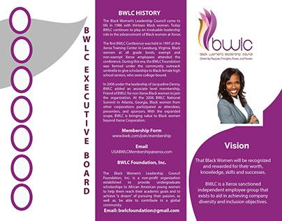 BWLC 2018 Brochure (WIP)