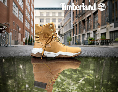 Timberland «Born in the wood»