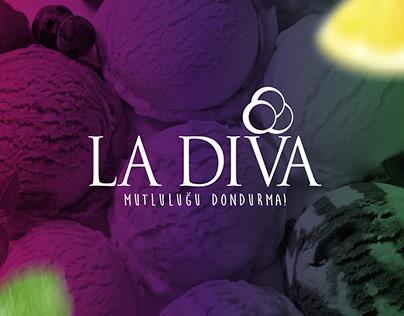 La Diva - Brand Design