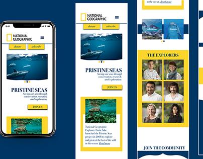 National Geographic: Pristine Seas
