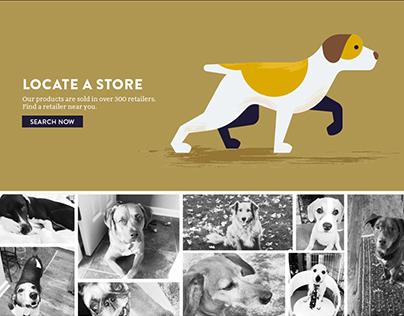 GivePet - Website
