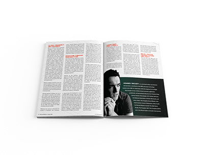 Electronic Musician Magazine Editorial