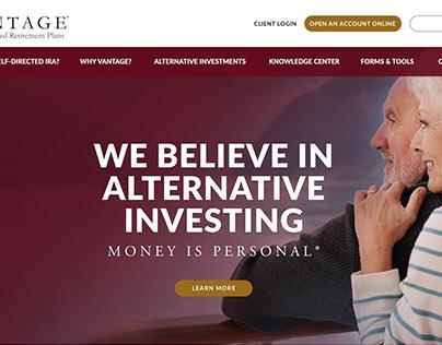 VANTAGE - Website