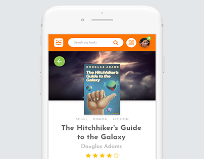 Goodreads - Redesigned