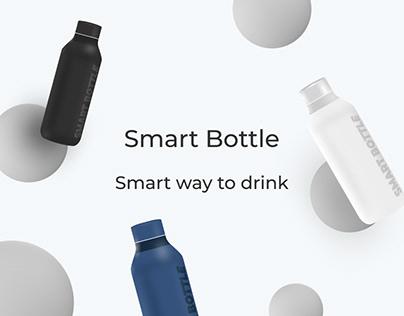 Smart Bottle Concept