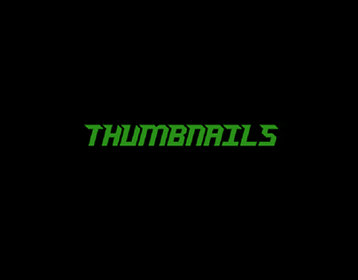 THUMBNAILS COLECTION