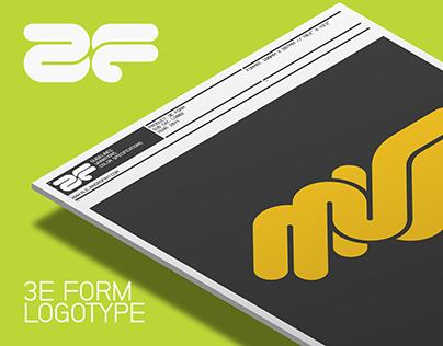 Branding: 3E Form Logo