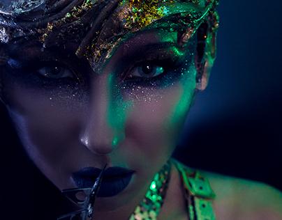 Makeup, Faceprops & nailart for Imaginarium Events UK