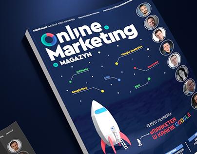Online Marketing Magazine covers 2017