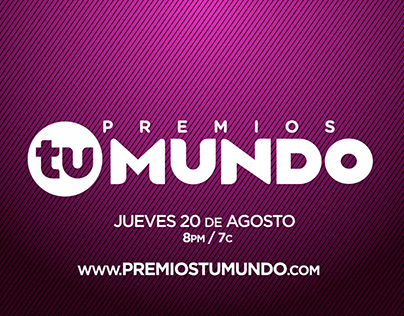 Premios Tu Mundo 2015