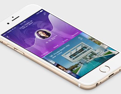 Lotus - Real Estate App