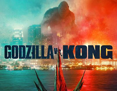 Godzilla vs. Kong Official Teaser