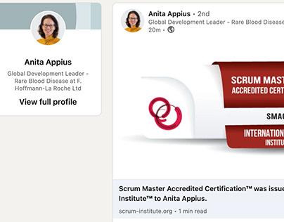 International Scrum Institute - Certified Scrum Master