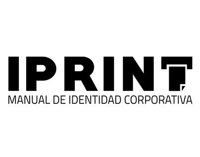 IPRINT - Manual de identidad corporativa