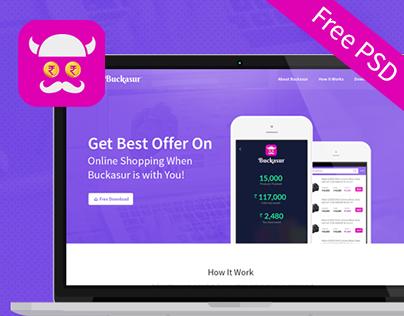 Buckasur: Price Tracking Mobile Application