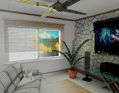 Photo render - Interior 1
