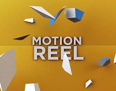 Motion Reel: 2014