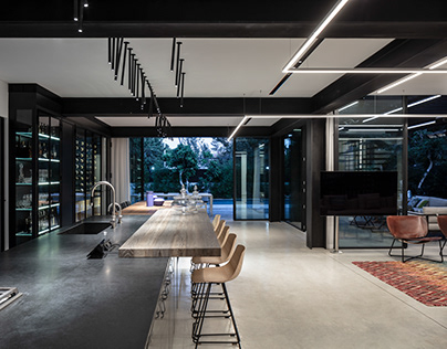 D89 – from rural to modern by Raz Melamed Architect