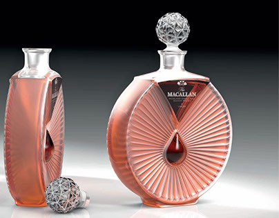 "Lalique - Macallan ""The Peerless Spirit"""