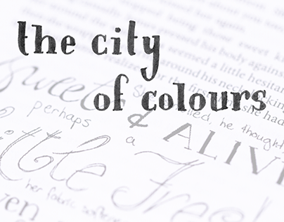 The City of Colours