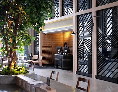 GAIA Cosmo Hotel - Yogyakarta, Indonesia
